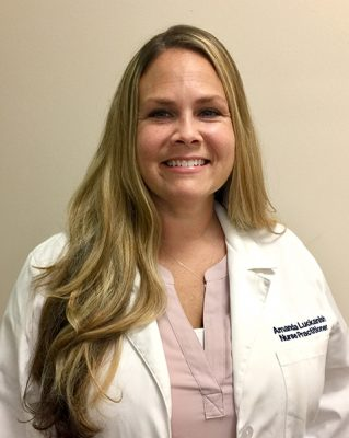 UConnn Online Pain Management Graduate Certificate, Amanda Luckanish
